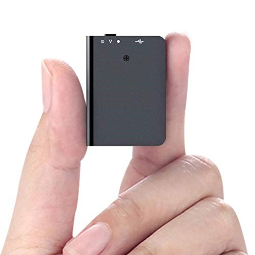 Mini Voice Recorder, Dictafoon MP3-speler USB Charge Small Audio Sound Recorder Micro Voice Actieve Recorder (Color…