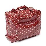 Hobby Gift Bolsa para máquina de Costura, Color Rojo...