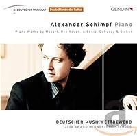 Piano Works/Alexander Schimpf
