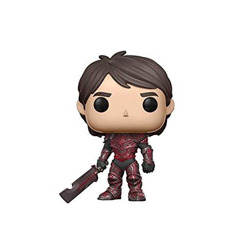 Group7 Funko Pop Television : Trollhunters - Jim with Armor (NYCC 2017 Fall Convention Exclusive) 3.75inch Vinyl Gift for TV Fans Toys