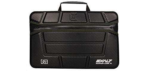 Exalt Paintball Carbon Series XL Marker Case/Gun Bag