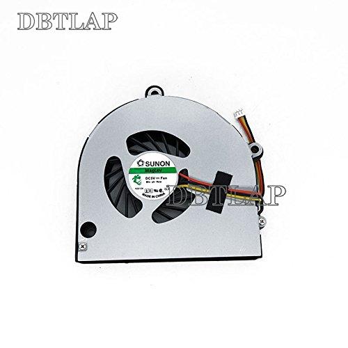 DBTLAP Laptop CPU Kühler Lüfter Ventilator für Acer PN:MF60120V1-B100-G99 DC2800091S0 KSB06105HA-9K1N