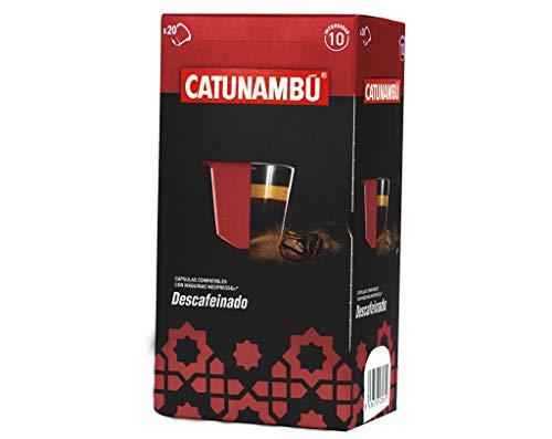 Catunambú Descafeinado - 20 Cápsulas De Café