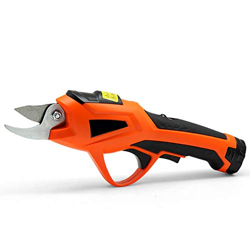 Great Features Of LKSDD Electric Pruning Shears,3.6V Cordless Rechargeable Branch Cutter,Electric Fr...