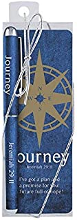 Journey Jeremiah 29:11 Ballpoint Pen and Bookmark Graduation Gift Set