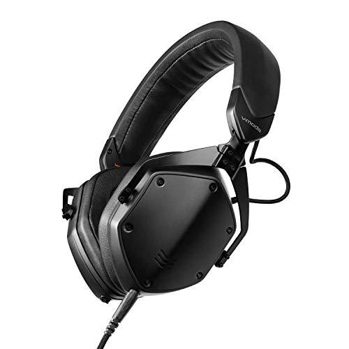V-MODA M-200 Studio Auriculares de Monitorización Profesionales, Negro, One size