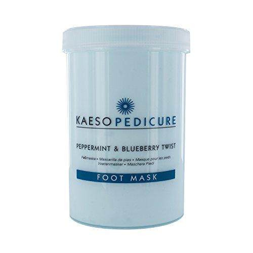 Kaeso fotmask, pepparmynta och blåbärsvridning, 1 200 ml av Kaeso