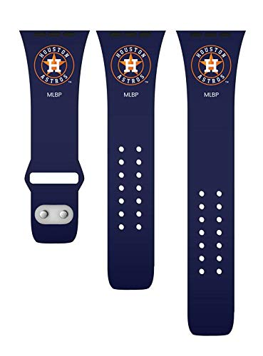 Houston Astros fan gift idea apple watch band