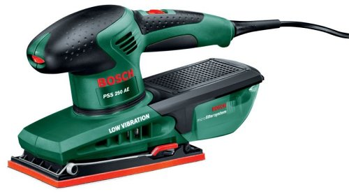 Bosch Home And Garden 0603340200 Accessorio Professionale, 250 W, 240 V, Blu/Rosso, 27.2 X 50.2 X 43.6 Cm