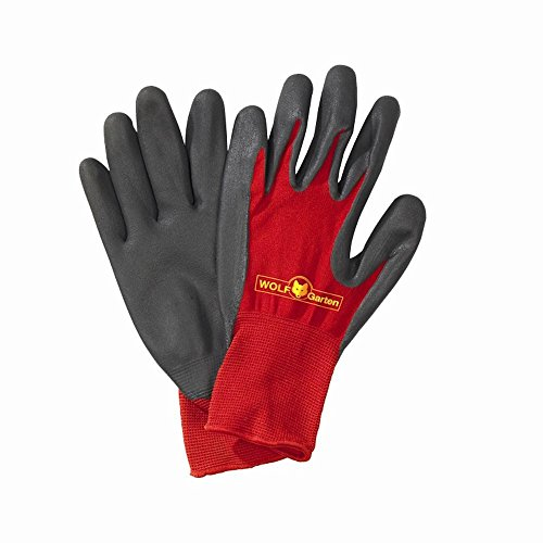 TOM-GARTEN Wolf Garten Handschuhe Damen Größe 8