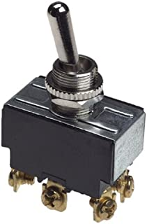 GB Gardner Bender GSW-16 DPDT 20A 125VAC O/F/O Toggle Switch