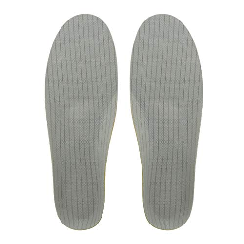 Almencla Orthotic Insoles Full Length with Arch Support Orthotic Inserts Shock Absorption - 35-40