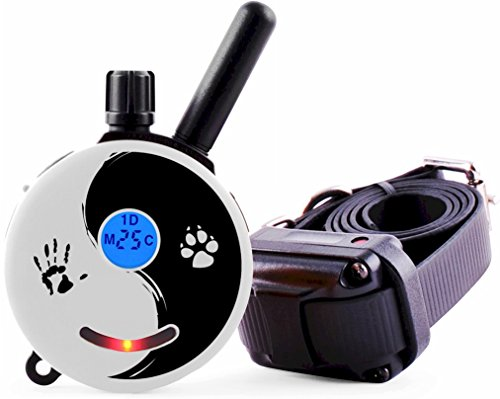 Educator ZEN-300 Zen 1/2 Mile E-Collar Remote Dog Training Collar With Vibration and Tapping Sensation