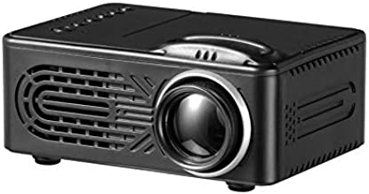 $49 » SANON Portable LED Projector 1080P HDMI Video Projector Home Theater Entertainment Movie Projector Compatible with AV, USB...