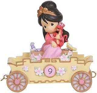 Precious Moments, Disney Showcase Collection, Nine Is Divine!, Disney Birthday Parade, Age 9, Resin Figurine, 114426
