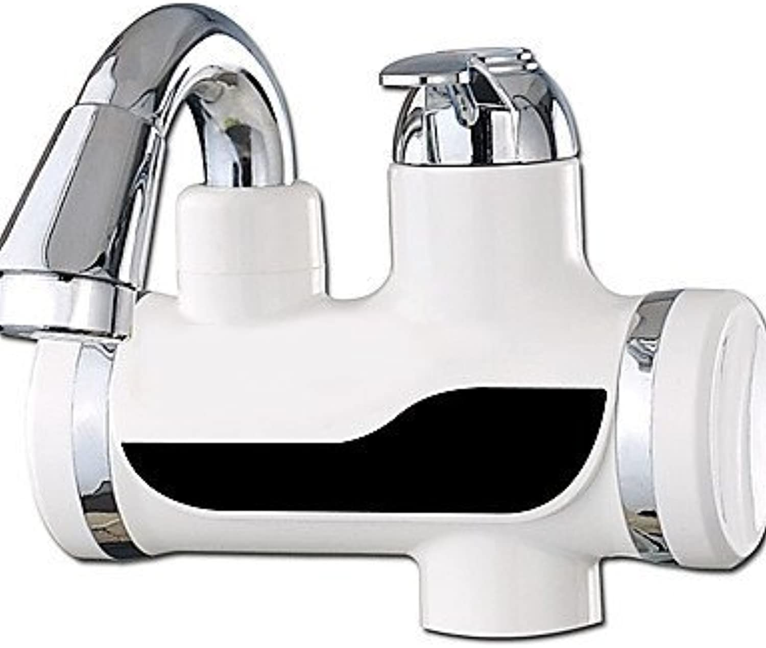 MONFS HOME Digital Electric Water Heaters Faucet kitchen Cold hot dual-purpose Leakage predection