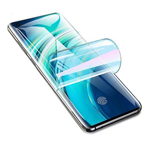 Iiseon Premium hidrogel Protector de Pantalla para Motorola Edge 5G, 2...