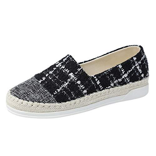 manadlian Mocassins Loafer Femme Chaussure Slippers...