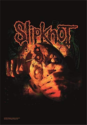 Slipknot - 4 F Flagge