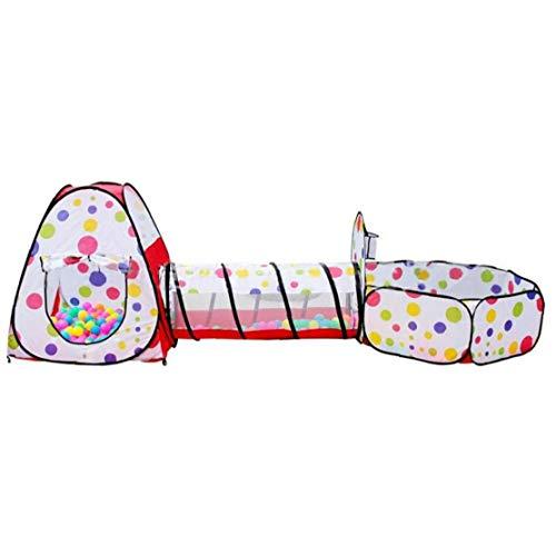 El bebé Juega la Bola de Piscina para Tipi Infantil Carpa Bola de Piscina Piscina casa del bebé de Arrastre del túnel Océano niños Jugar a Las Casitas Carpa 1pc