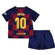 Small Boys (104-110cm) Messi 10 Shirt, shorts & socks