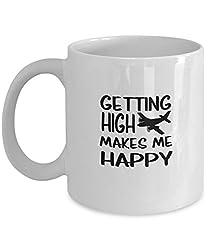 gifts for pilots ~ coffee mug