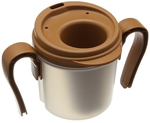 Provale Trinkbecher, 10cc, Dysphagie Cup mit Gemessene Getränke für sichere Schlucken, Auswärts essen Hilfe für Senioren, Behinderte und Menschen mit Behinderung, Geregelter Trinkbecher
