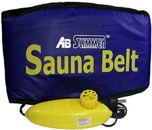 RBS Smart Sauna Belt Slimming Healthy for Exercise Weight Lose (Free Size), Multicolour
