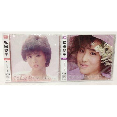 松田聖子 ヒットコレクション セット CD2枚組 DQCL-5101-5102S