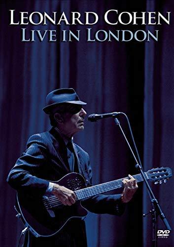 Live In London by Leonard Cohen