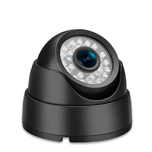 Cámara HD 720P 960P 1080P IP 2.8mm ancho Cámaras ángulo 2MP CCTV Seguridad for el Hogar de Onvif Alarma CCTV IP Cámara XMEye APP (Focus : 2.8mm, Sensor Size : 720P (DC 12V))