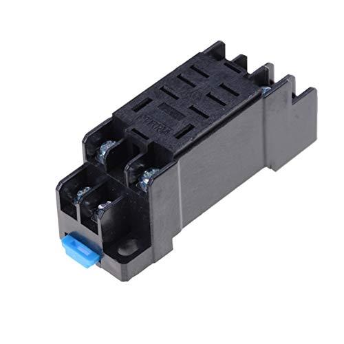 Soporte DIN para contacto seco/relé para conectar a una pizarra eléctrica.