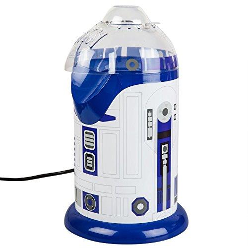 Star Wars R2-D2 Heißluft Popcorn Popper offiziell lizenziert UK Stecker