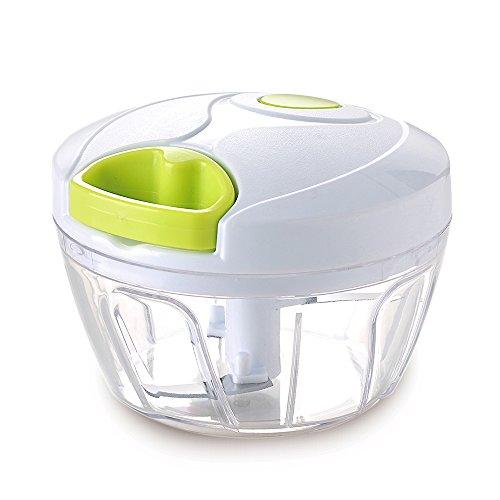 Vinipiak Manual Food Chopper for Vegetable Fruits Nuts Onions Chopper Hand Pull Mincer Blender Mixer Food Processor