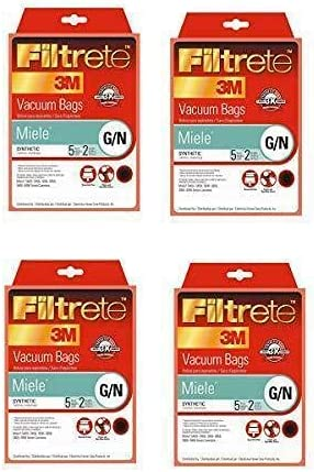 1 Pc of Vacuum Cleaner 20 + Bags Compatible Miel 8 Jacksonville Mall With 5% OFF Filters