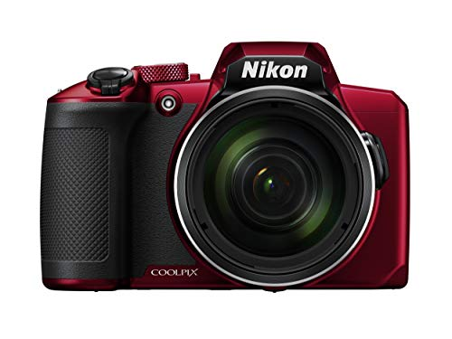 Nikon デジタルカメラ COOLPIX B600 RD 光学60倍 軽量 クールピクス レッド B600RD