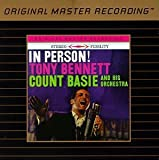 In Person! by Tony Bennett (1994-06-28)