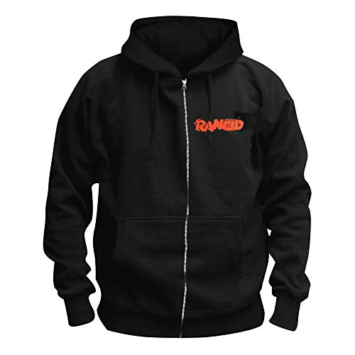 \m/-\m/ Rancid - and Out Come The Wolves - Kapuzenjacke/Zipper Größe XL