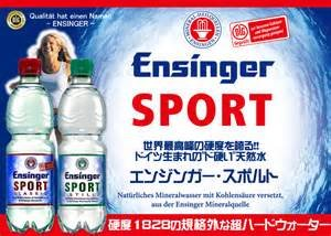 Ensinger(エンジンガー)スポルト無発泡1Lx12本