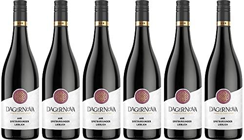 Weinmanufaktur Dagernova Dagernova Spätburgunder 2018 Lieblich (6 x 0.75 l)