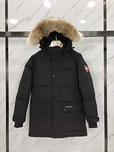 SXDQSZ Chaqueta de plumas2020 Abrigos de Invierno para Hombres Estilo de Moda...