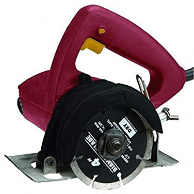 """Electric Ceramic Tile Marble Saw 4"""" Dry Cutter w/Blade Thin Granite"""