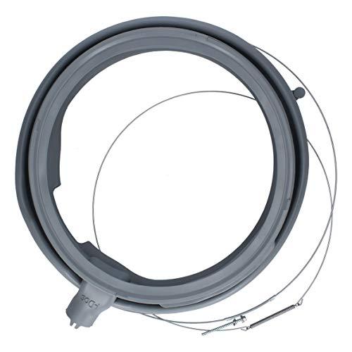 Bosch Siemens 772656 00772656 ORIGINAL Türmanschette Türgummiring Spannring Bullaugendichtring Dichtung Gummibalg Waschautomat Waschmaschine auch Neff Balay Constructa
