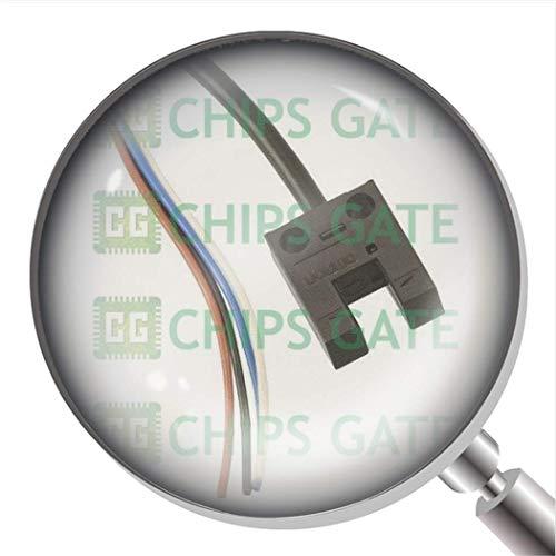 Foto-Mikrosensor EE-SX954-R 5 bis 24 V DC, 1 Stück