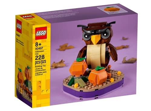 レゴ(LEGO) アイコニック  フクロウのハロウィン 40497