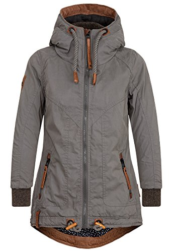 Naketano Damen Jacke Watch This Thing Bounce Jacket