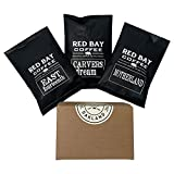Whole Coffee Beans - Red Bay Motherland 3-Pack Gift Collection | Gourmet Medium Roast Whole Bean Coffee Best For Strong Espresso, Pour Over, Drip, Cold Brew & More | Fresh, Artisanal, Direct Trade