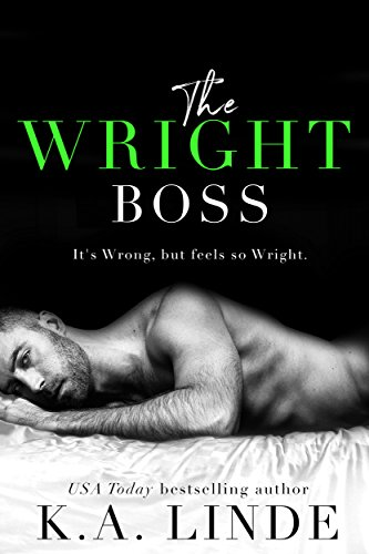 The Wright Boss: An Office Romance (Wright series Book 2)