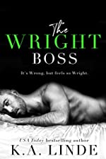 The Wright Boss: An Office Romance
