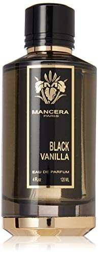 Black Vanilla by Mancera Paris Eau de Parfum Spray 120ml
